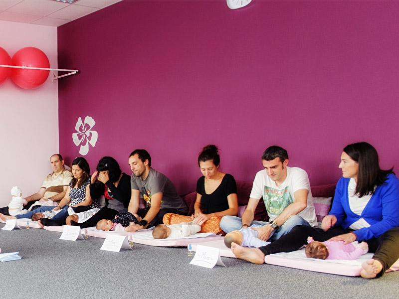 Actividad en grupo Maternaly