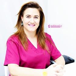 Berta Muñoz Psicóloga perinatal