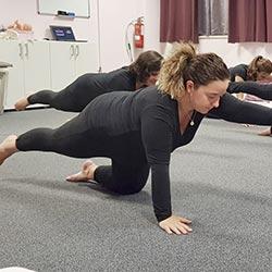 Preparación al parto Pilates