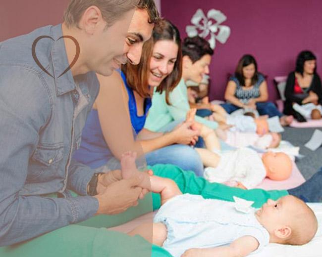 talleres con bebés y familias
