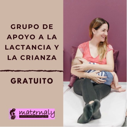Grupo apoyo lactancia y crianza