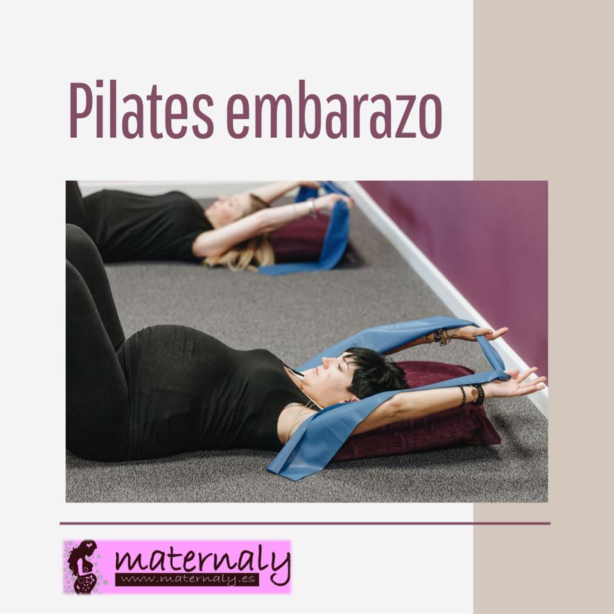 Pilates embarazo presencial