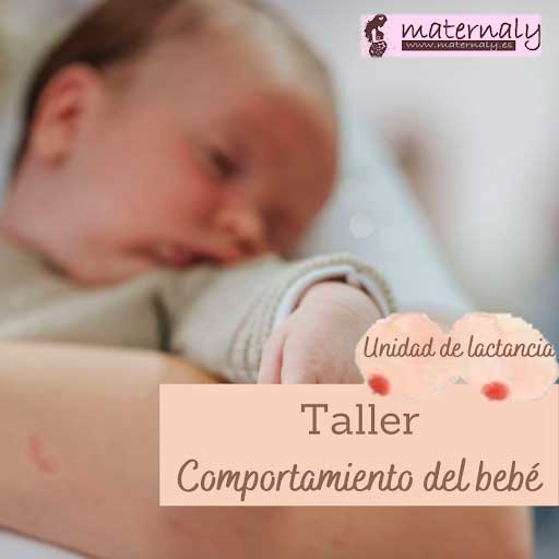 Taller Comportamiento del bebé